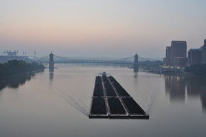 Integrated CEE Surveying Solution for Safe River Navigation.