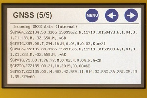 Latest CEESCOPE™ and CEE ECHO™ Firmware adds Unique GNSS Terminal Viewer