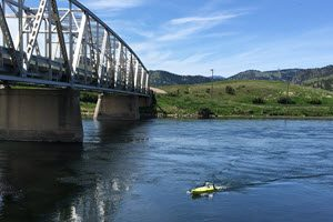 Montana DOT Upgrade Unmanned Capabilities for River Cross Sections.