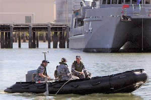 Rapid Mobilization CEESCOPE™ and Side Scan Survey Kits for Royal Australian Navy