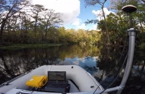 water-cube-single-beam-river-bathymetry