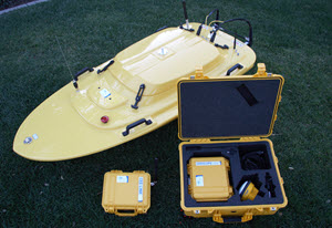 American Engineers Inc. Offer Hydrographic Surveying with State-of-the Art CEE USV