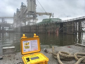 CEESCOPE™ Survey Program Commenced at Mississippi River Grain Terminal