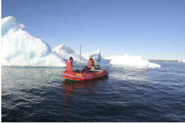 CEESCOPE™ Used for Davis Station Antarctic Base Runway Project Surveys