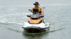City of Gold Coast Receive First CEE JET™ PWC Hydrographic Survey System